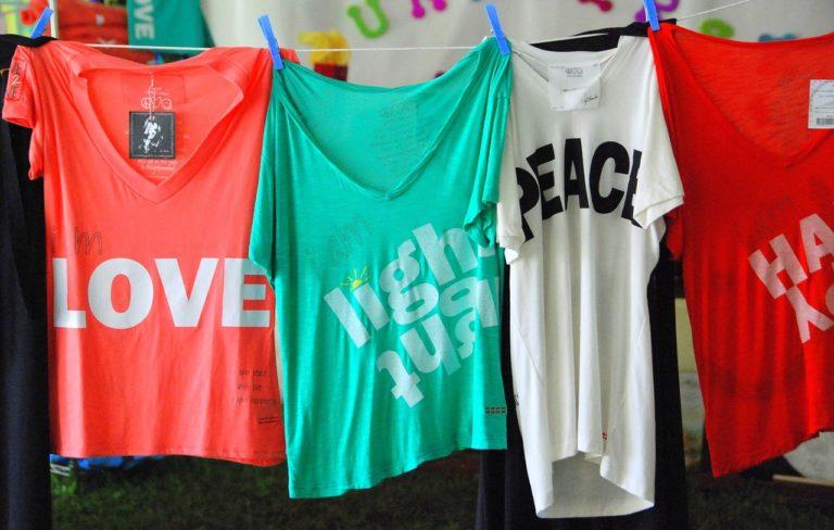 T-Shirts für besondere Anlässe